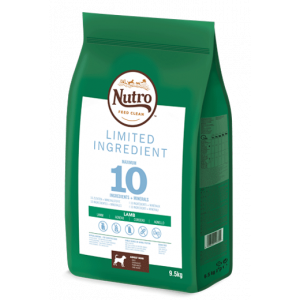 Nutro Limited Ingredient Adulto Cordero