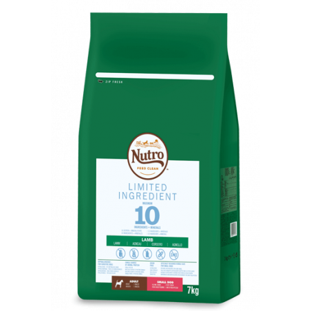 Nutro Limited Ingredient Adulto Cordero Mini