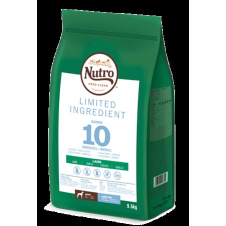 Nutro Limited Ingredient Adulto Cordero Raza Grande