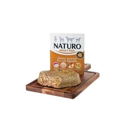 Tarrina Naturo Pollo
