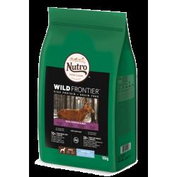 Nutro Wild Frontier Adulto Venado y Ternera Raza Grande