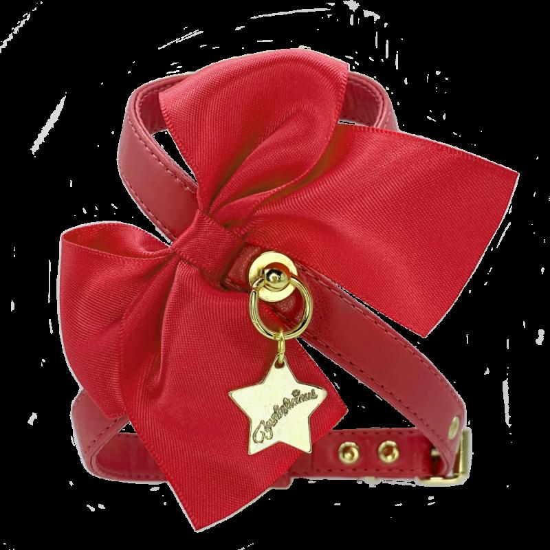 Arnés Funkylicious Romantic Rojo