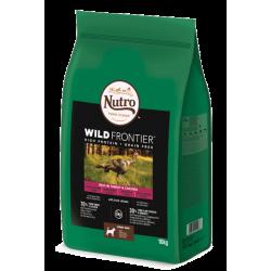 Nutro Wild Frontier Adulto Pavo y Pollo Medium