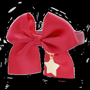 Collar Funkylicious Romantic Rojo