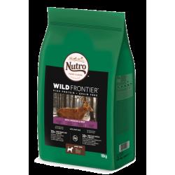 Nutro Wild Frontier Adulto Venado y Ternera Raza Mediana