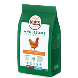 Nutro Wholesome Essentials Pollo Y Arroz Raza Grande