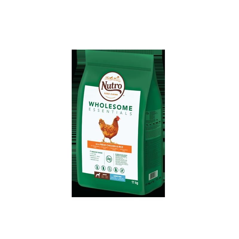 Nutro Wholesome Essentials Pollo Y Arroz Raza Grande