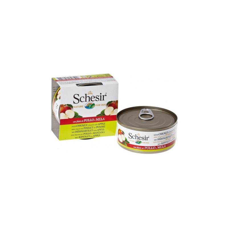 Schesir Filetes de Pollo con Manzana