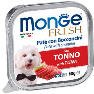 Monge Fresh Paté Trozos de Atún