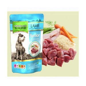 Natures Menu Pouch Pollo y Cordero Senior