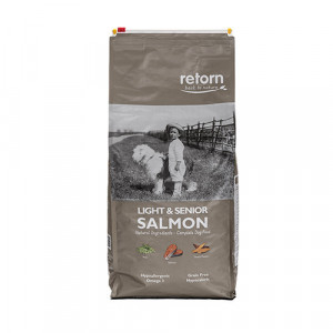Retorn Salmon Senior/Light