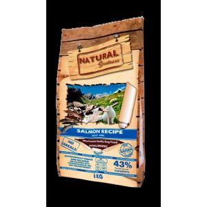 Natural Greatness Receta Salmon Mini