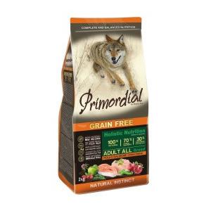 Primordial Pollo Y Salmon Adulto