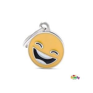PLACA EMOTICON SMILE