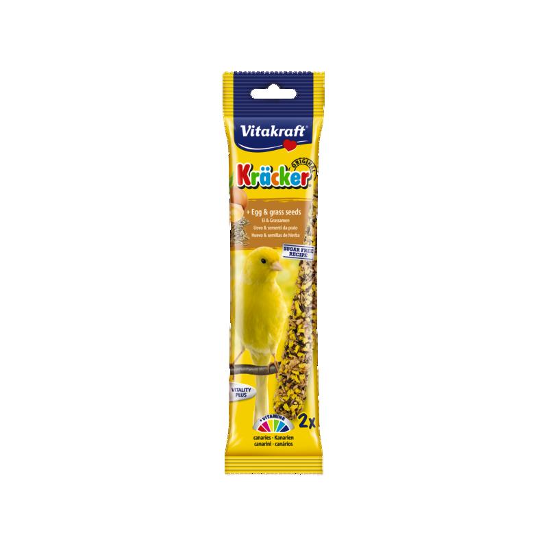 Vitakraft Barritas con Huevo para Canarios
