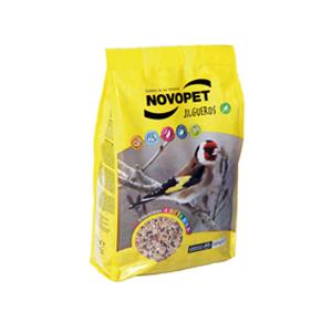 Alimento Novopet Jilgueros