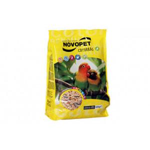 Alimento Novopet Cotorras