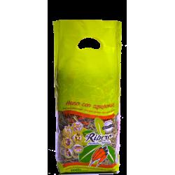 Heno Ribero Con Zanahoria