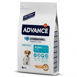 Advance Puppy Mini Pollo Y Arroz