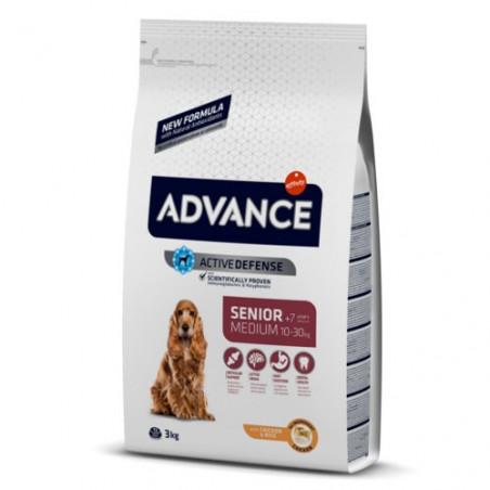 Advance Medium Senior Pollo Y Arroz