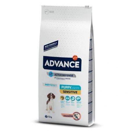 Advance Puppy Sensitive Salmon Y Arroz