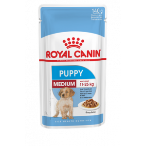 Royal Canin Puppy Medium Sobre Húmedo