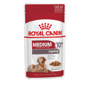 Royal Canin Ageing +10 Medium Sobre Húmedo