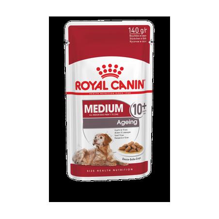 Royal Canin Ageing +10 Medium Sobre Húmedo