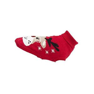 Jersey de Navidad Reno Rojo