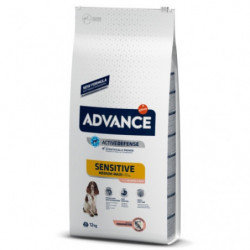 Advance Sensitive Salmon Y Arroz