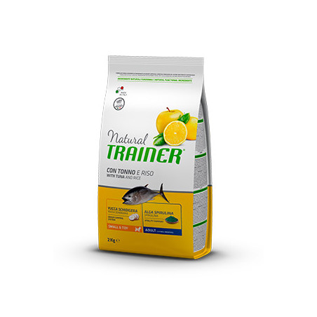 Natural Trainer Mini Adulto Atún